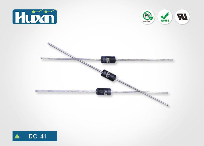 FR107           Packs of 5     1A 1000V Fast Recovery Plastic Rectifier Diode